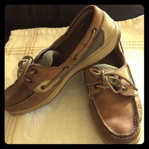 Sherry Topsiders